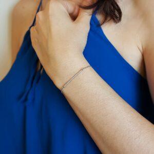 bracciale con barretta